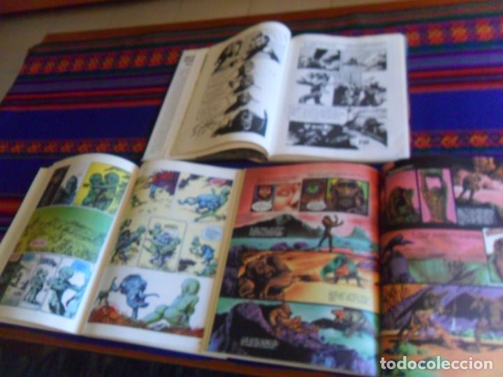 Cómics: TAPA DURA SOBRECUBIERTA VUELO A LA FANTASÍA, EL EXTRAORDINARIO MUNDO DE RICHARD CORBEN 1 Y 2. RAROS. - Foto 7 - 201467545