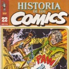 Cómics: FASCÍCULO HISTORIA DE LOS CÓMICS Nº 22 ED.TOUTAIN 1982. Lote 202256918