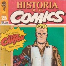Cómics: FASCÍCULO HISTORIA DE LOS CÓMICS Nº 25 ED.TOUTAIN 1982. Lote 202257092