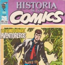 Cómics: FASCÍCULO HISTORIA DE LOS CÓMICS Nº 26 ED.TOUTAIN 1983. Lote 202260870