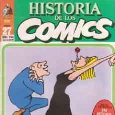 Cómics: FASCÍCULO HISTORIA DE LOS CÓMICS Nº 27 ED.TOUTAIN 1983. Lote 202260972