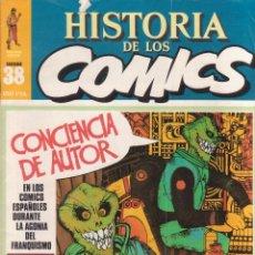 Cómics: FASCÍCULO HISTORIA DE LOS CÓMICS Nº 38 ED.TOUTAIN 1983. Lote 202261866