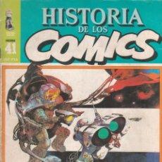 Cómics: FASCÍCULO HISTORIA DE LOS CÓMICS Nº 41 ED.TOUTAIN 1983. Lote 202262202
