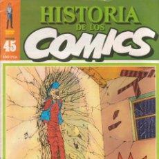 Cómics: FASCÍCULO HISTORIA DE LOS CÓMICS Nº 45 ED.TOUTAIN 1983. Lote 202262488
