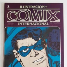 Comics: COMIX INTERNACIONAL Nº 3 - TOUTAIN EDITOR - ESPECIAL SPIRIT - MUY BUEN ESTADO . Lote 202431415