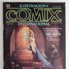 Comics: COMIX INTERNACIONAL Nº 15 - TOUTAIN EDITOR . Lote 202434063