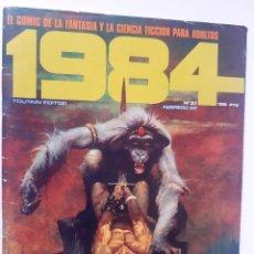 Cómics: 1984 N. 37. Lote 202579348
