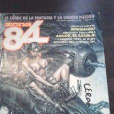 Cómics: VIEJO COMIC ZONA84,NÚMERO 61,TOUTAIN EDITOR. Lote 202665751