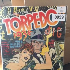 Fumetti: TOUTAIN EDITOR TORPEDO 1936 NUMERO 5 BUEN ESTADO. Lote 202875282