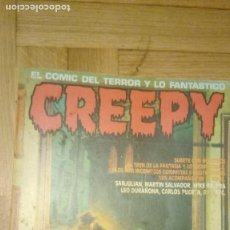 Cómics: CREEPY SEGUNDA ÉPOCA RETAPADO CON NÚMEROS 13, 14 ,15. Lote 203098027