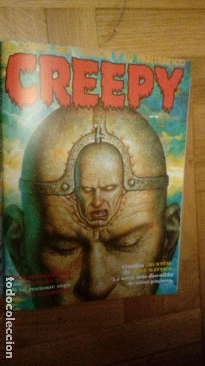 Cómics: CREEPY SEGUNDA ÉPOCA retapado con números 13, 14 ,15 - Foto 8 - 203098027