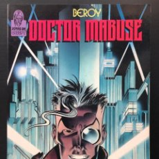 Cómics: JOYAS DE CREEPY DOCTOR MABUSE BEROY TOUTAIN, 1987 EXCELENTE. Lote 203808198