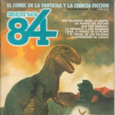 Cómics: CÓMIC ` ZONA 84 ´ Nº 28 ED. TOUTAIN 1984. Lote 204079858
