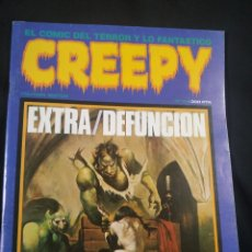 Cómics: CREEPY EXTRA DEFUNCION. Lote 204127882