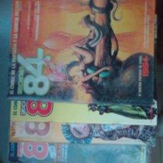 Cómics: PACK ZONA 84 / 8 COMICS - 29-34-35-37-40-42-43-45 / SEV2020. Lote 204246940