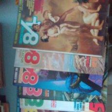 Cómics: PACK ZONA 84 / 8 COMICS - 47 AL 54 / SEV2020. Lote 204247215