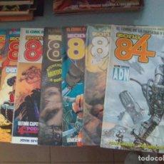Cómics: PACK ZONA 84 / 8 COMICS - 67 AL 70,72-73-76-80 / SEV2020. Lote 204247527