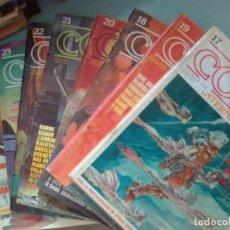 Cómics: PACK 8 EL COMIX / SEV2020. Lote 204251960