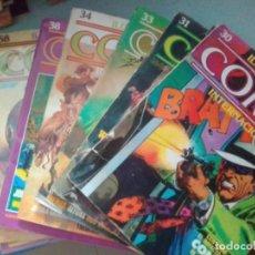 Cómics: PACK 8 EL COMIX / SEV2020. Lote 204252656