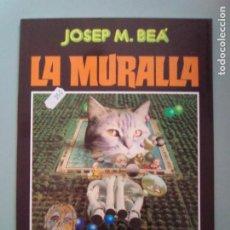 Cómics: LA MURALLA / SEV2020. Lote 204279992