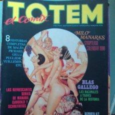 Cómics: TOTEM EL COMIX 14 / SEV2020. Lote 204305791