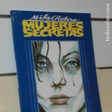 Cómics: MUJERES SECRETAS - MIKE RATERA - TOUTAIN OFERTA. Lote 204310456