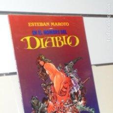 Cómics: EN EL NOMBRE DEL DIABLO - ESTEBAN MAROTO - TOUTAIN OFERTA. Lote 204310587