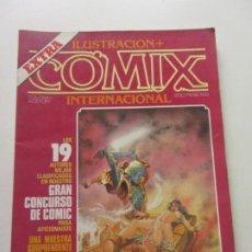Cómics: COMIX INTERNACIONAL -EXTRA CONCURSO TOUTAIN MAS A LA VENTA MIRA TUS FALTAS CX57. Lote 204412957