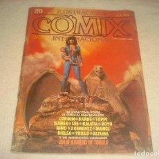 Cómics: COMIX INTERNACIONAL N. 20. Lote 204469690