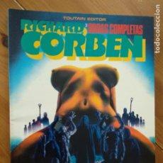 Fumetti: OBRAS COMPLETAS DE RICHARD CORBEN Nº 3: UNDERGROUND.-TOUTAIN EDITOR. Lote 204551313