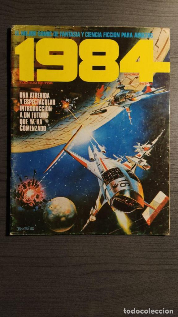 1984 Nº3 (Tebeos y Comics - Toutain - 1984)
