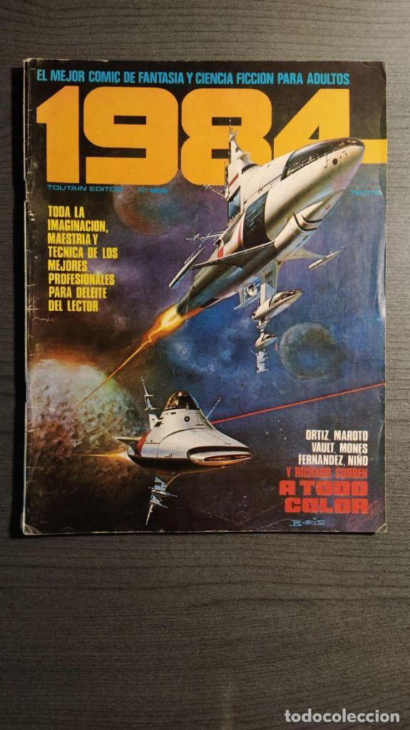 1984 Nº6 (Tebeos y Comics - Toutain - 1984)