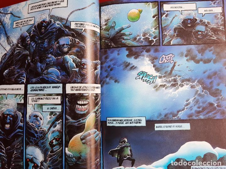Cómics: COMIC-EL HOMBRE QUE RÍE-F.DE FELIPE-TOUTAIN-EXCELENTE-1992-COLECCIONISTAS-VER FOTOS - Foto 12 - 204728546