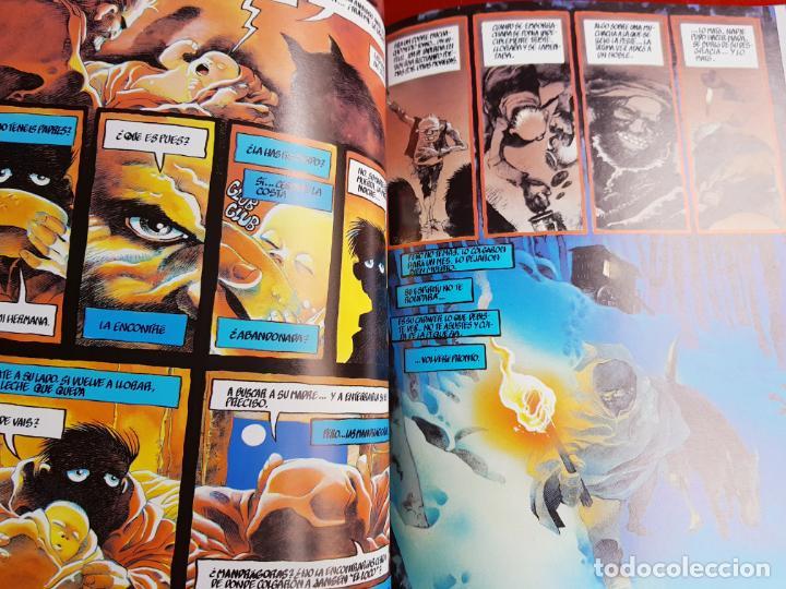 Cómics: COMIC-EL HOMBRE QUE RÍE-F.DE FELIPE-TOUTAIN-EXCELENTE-1992-COLECCIONISTAS-VER FOTOS - Foto 13 - 204728546