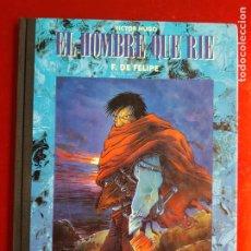 Cómics: COMIC-EL HOMBRE QUE RÍE-F.DE FELIPE-TOUTAIN-EXCELENTE-1992-COLECCIONISTAS-VER FOTOS. Lote 204728546
