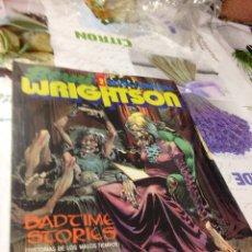Cómics: BERNI WRIGHTSON 2 BADTIME STORIES TOUTAIN. Lote 204756675