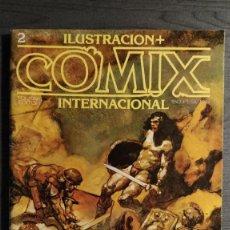 Cómics: COMIX INTERNACIONAL Nº 2. Lote 204788446