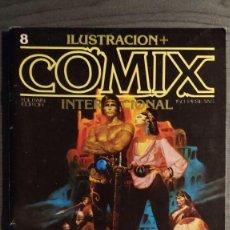 Cómics: COMIX INTERNACIONAL Nº 8. Lote 204788622