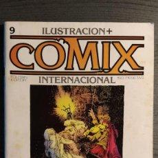 Cómics: COMIX INTERNACIONAL Nº 9. Lote 204788788