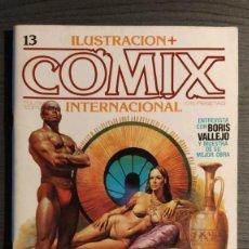 Cómics: COMIX INTERNACIONAL Nº 13. Lote 204789218