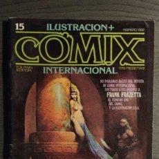 Cómics: COMIX INTERNACIONAL Nº 15. Lote 204789418