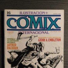 Cómics: COMIX INTERNACIONAL Nº 16. Lote 204789552