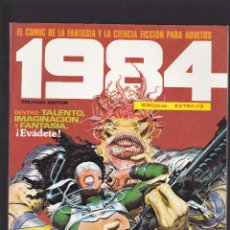 Comics: 1984 - EXTRA Nº 9 - TOMO RETAPADO CONTIENE LOS Nº 49 - 50 Y 51 - TOUTAIN -. Lote 205000516