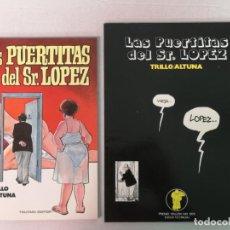 Cómics: LAS PUERTITAS DEL SR. LÓPEZ TOUTAIN EDITOR. Lote 205007140