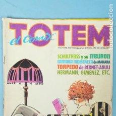 Cómics: REVISTA TOTEM EL COMIX. Lote 205133745