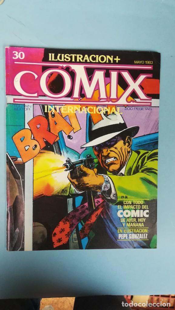 COMIX INTERNACIONAL MAYO 1983, 30 (Tebeos y Comics - Toutain - Otros)