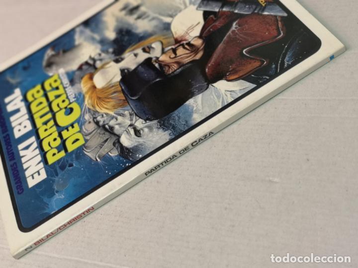 Cómics: PARTIDA DE CAZA ENKI BILAL TOUTAIN EDITOR TOUTAIN EDITOR - Foto 8 - 205273803