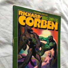 Cómics: OBRAS COMPLETAS DE RICHARD CORBEN Nº 6: ROWLF -UNDERGROUND. Lote 205326197