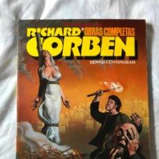 Cómics: OBRAS COMPLETAS DE RICHARD CORBEN Nº 9 - MANUSCRITOS DE LA PLAGA.. Lote 205326458