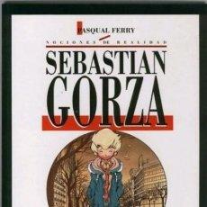 Cómics: SEBASTIAN GORZA (PASQUAL FERRY) TOUTAIN - IMPECABLE - SUB01M. Lote 205350786